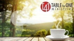 Table For One: Ministry for Singles and Leaders to Singles